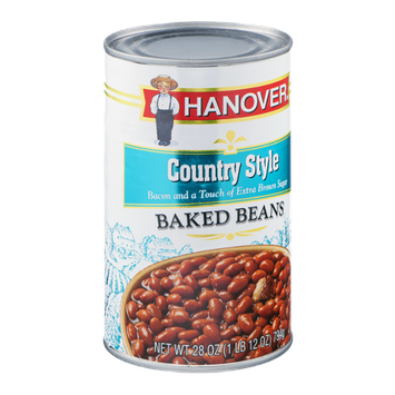 Hanover Baked Beans Country Style