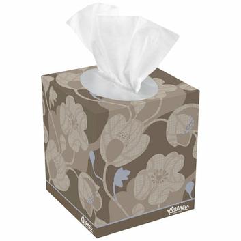 Kleenex Everyday Tissues Medium Count Upright