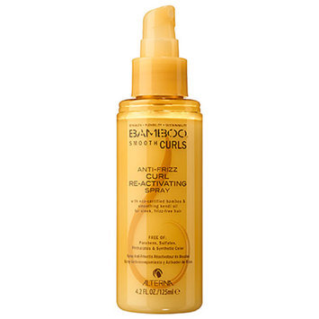 ALTERNA Bamboo(R) Smooth Curls Anti-Frizz Curl Re-Activating Spray 4.2 oz