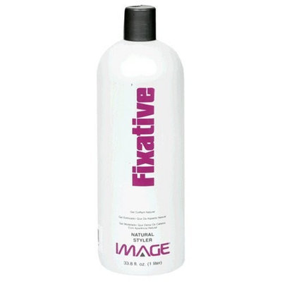 Image Fixative, Natural Styler, 33.8 fl oz (1 lt)