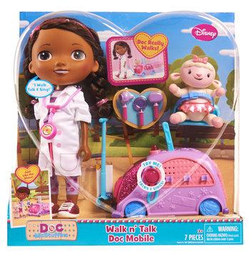 Doc Mcstuffins Doc McStuffins Walk n' Talk Doc Mobile - recaro north