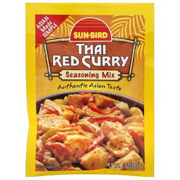 Sunbird Sun Bird Thai Red Curry Seasoning Mix, 1 oz, (Pack of 24)