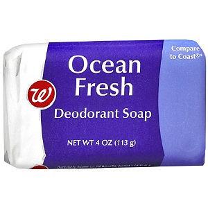 Walgreens Deodorant Soap