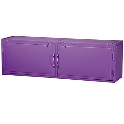 Master Equipment TP5300 79 Color Overhead Tub Cabinet Purple