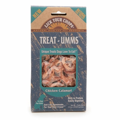 Lick Your Chops Treat-Umms Natural Dog Treats