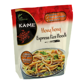 KA-ME Express Rice Noodles Hong Kong