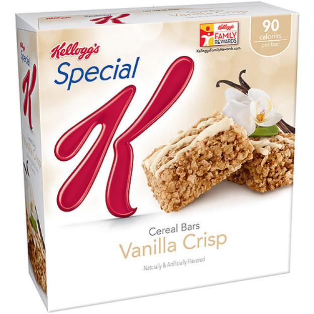 Special K® Kellogg Bars
