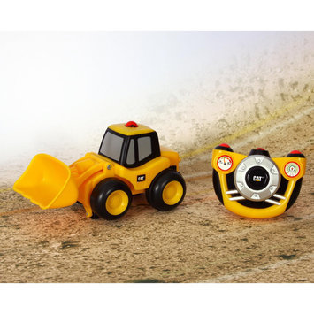Toy State Caterpillar Toys E Z Remote Control Wheel Loader - TOY STATE INDUSTRIAL CORP.