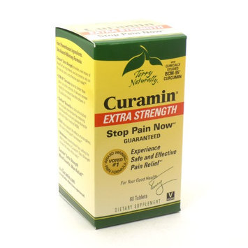 Curamin Extra Strength EuroPharma (Terry Naturally) 60 Tabs