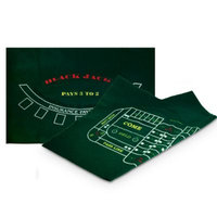 Sterling Games Blackjack & Craps Game Layout - SUNNYWOOD INC.