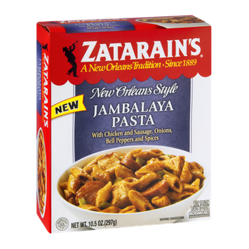 Zatarain's Jambalaya Pasta New Orleans Style
