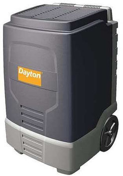 DAYTON 5KNZ7 Low-Grain Dehumidifier,235 Pint, LGR