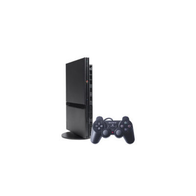 Sony Computer Entertainment PlayStation 2 Redesign (GameStop Refurbished)