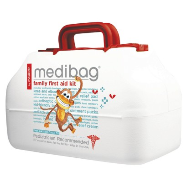 MediBag Family First Aid Kit