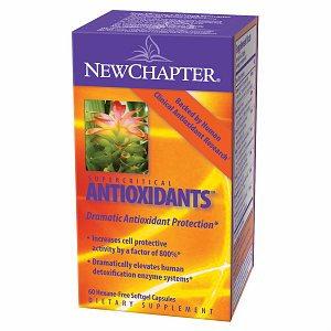 New Chapter Supercritical Antioxidants