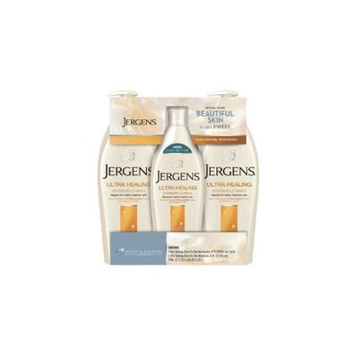 Jergens Ultra Healing Lotion Triple Pack 2/21oz bottles