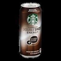 Starbucks Doubleshot Energy Coffee Drink Mocha