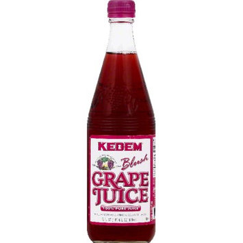 Kedem Juice Grape Blush -Pack of 6