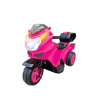 Kid Motorz 6V Motorbike in Pink