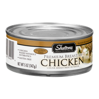 Shelton's Premium Breast Of Chicken In Water
