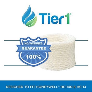 Protect Plus HC-14N Honeywell Comparable Humidifier Wick Filter by Tier1