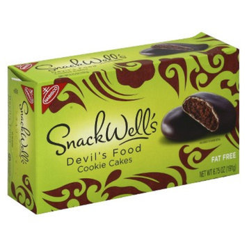 SnackWell's Devil Food Cookie Cakes