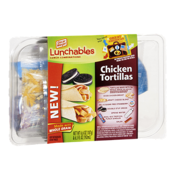 Oscar Mayer Lunchables Chicken Tortillas
