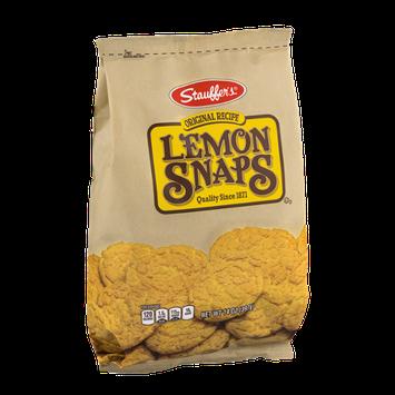 Stauffer's Lemon Snaps