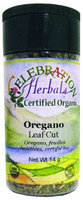 Celebration Herbals Organic Oregano Leaf Cut 12 g