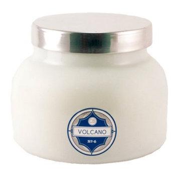 Aspen Bay 20 oz White Jar Candle - Volcano