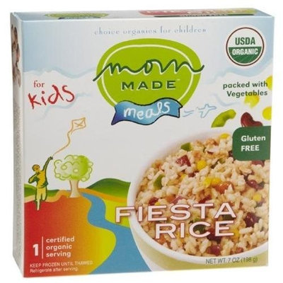 Mom Made Foods Fiesta Rice, 7-Ounce Boxes (Pack of 8)