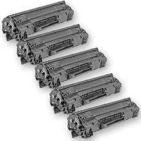 2s Toner TMP Replacement Yellow Laser Toner Cartridge for Canon 2575B001AA (Canon 117) - 4000 Page Yield