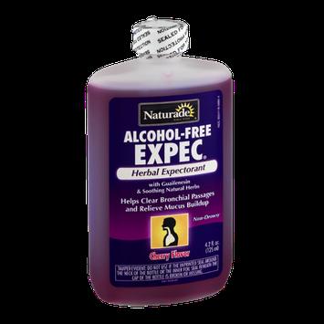 Naturade Alcohol-Free Expec Herbal Expectorant Cherry