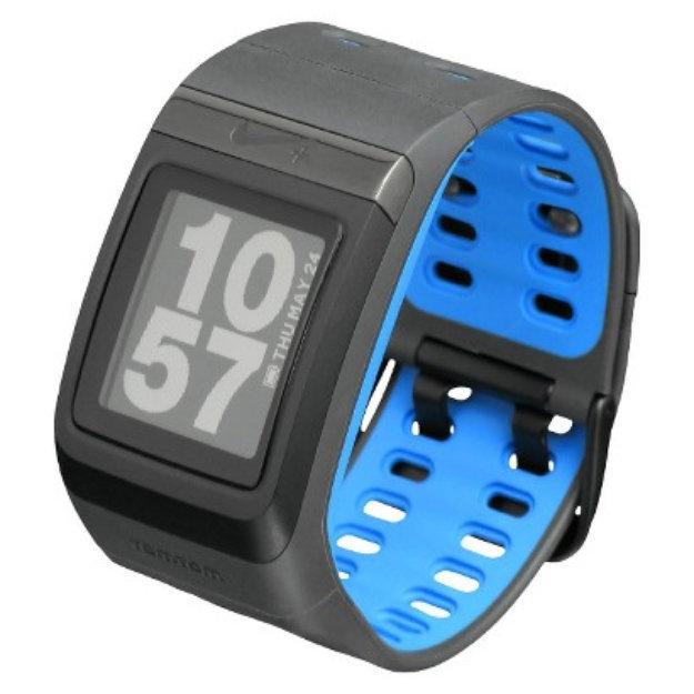 Slide: Nike + SportWatch GPS Powered by TomTom