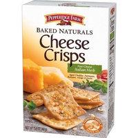 Pepperidge Farm Cheese Crisps-Four Cheese Italian Herb 20% More, 7.1-Ounce (Pack of 5)