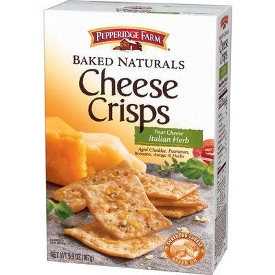 Pepperidge Farm® Cheese Crisps-four Cheese Italian Herb