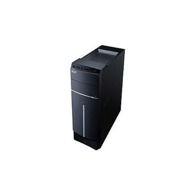 Acer Aspire TC-605-UR2M - Tower - 1 x Pentium G3250 / 3.2 GHz - RAM 4 GB - HDD 500 GB - DVD SuperMulti - HD Graphics - G