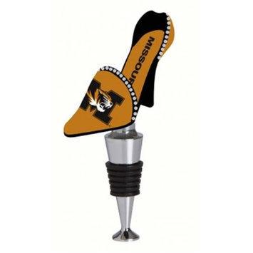 University of Missouri High-Heel Shoe Bottle Stopper