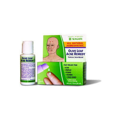 Olive Leaf Acne Remedy Seagate Vitamins 1 Liquid