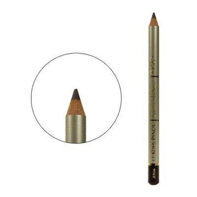 L'Oréal Le Kohl Pencil Smooth Defining Eyeliner, Black Sable #230 .04 oz (1.14 g)