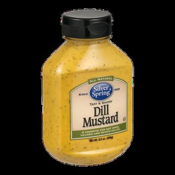 Silver Spring Dill Mustard