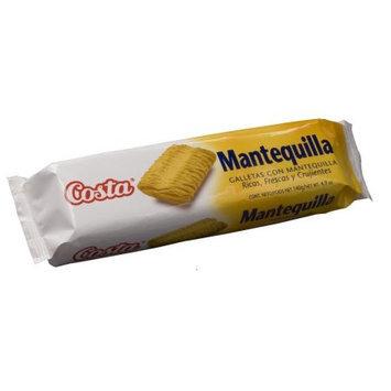 Costa Butter Cookies 24 x 140 g