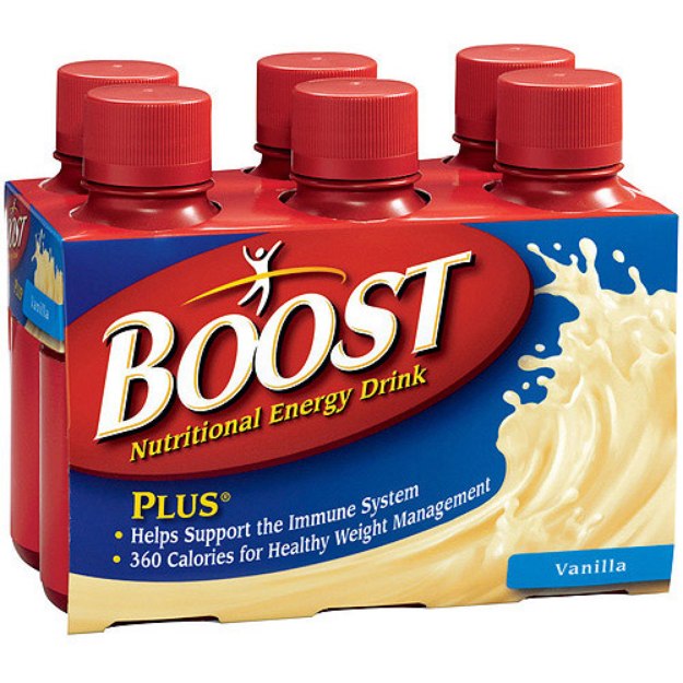 Boost Plus Complete Nutritional Drink