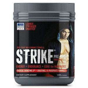 Muscle Marketing USA Strike Pre-Fight