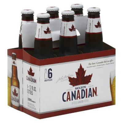 Molsen Imported Canadian Lager Bottler