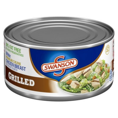 Campbell's Swanson Grilled White Premium Chunk Chicken Breast