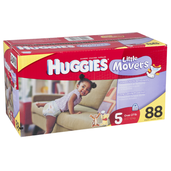 Huggies® Little Movers Diapers