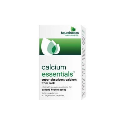 Future Biotics Futurebiotics Calciumessentials Veg-Capsules, 90-Count