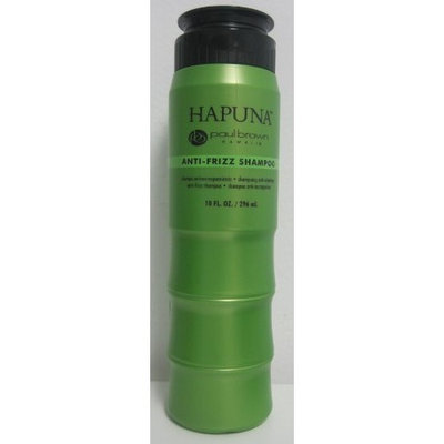 Paul Brown Hawaii Hapuna Keratin Anti-Frizz Shampoo, 10 Ounce