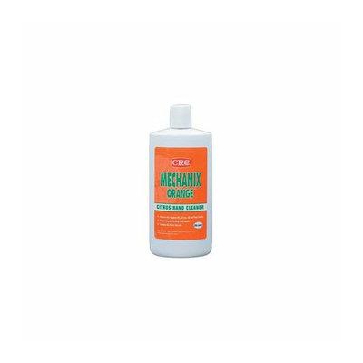 CRC Mechanix Orange  Citrus Lotion Hand Cleaners With Pumice - 16-oz tough orange citru (Set of 12)